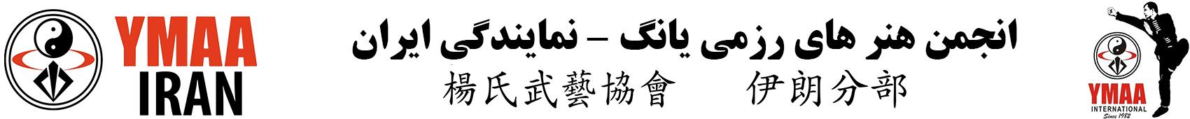 انجمن هنرهای رزمی یانگ – نمایندگی ایران